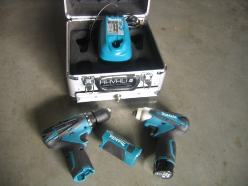 duo makita chroom