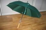 paraplu groen