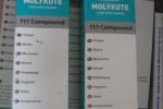 molykote 111 -compound vet